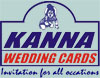Kanna Wedding Cards Logo